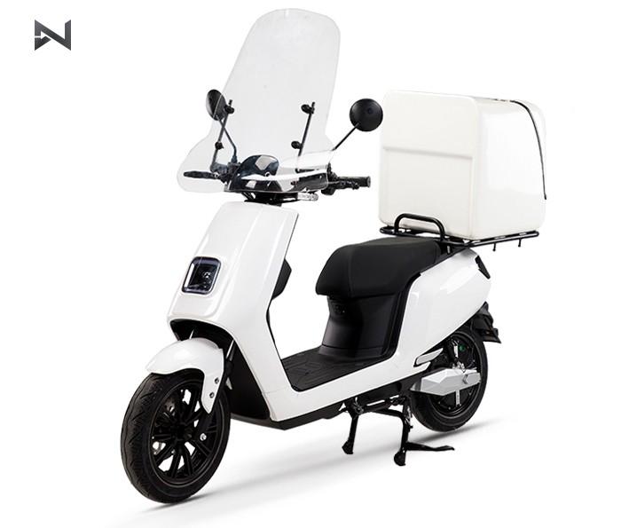 LVNENG LX05 Delivery elektromos robogó - fehér
