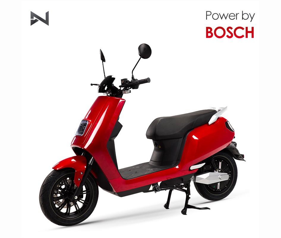 LVNENG LX05 robogó - piros