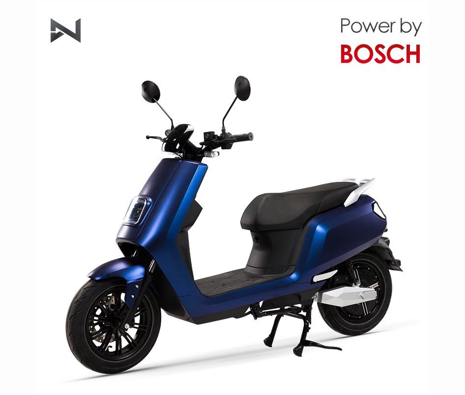 LVNENG LX05 robogó - kék