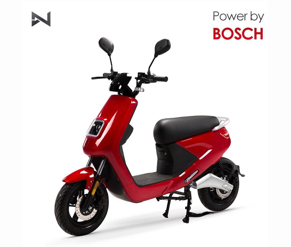 LVNENG LX04 robogó - piros